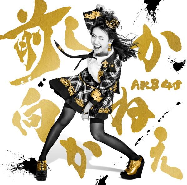 AKB48/前しか向かねえ(Type C)(DVD付)