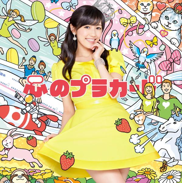 AKB48/心のプラカード(Type D)(DVD付)