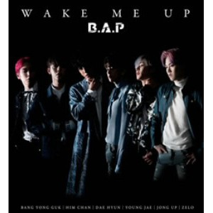 B.A.P/WAKE ME UP(Type-A)(DVD付)