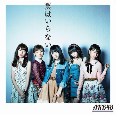 AKB48/翼はいらない(初回限定盤)(DVD付)