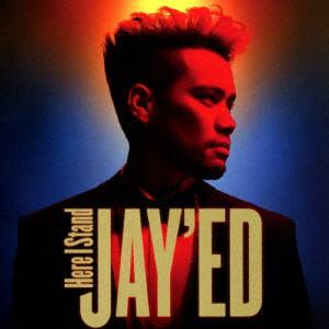 JAY'ED/Here I Stand(通常盤)