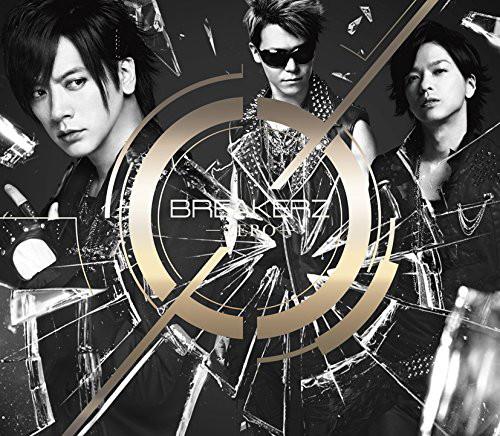 BREAKERZ/0-ZERO-(初回限定盤B)(DVD付)