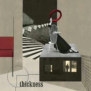 中田裕二/thickness(初回限定盤)(DVD付)