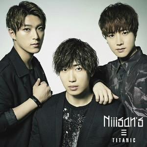 Niiisan's(from CODE-V)/TITANIC(通常盤)