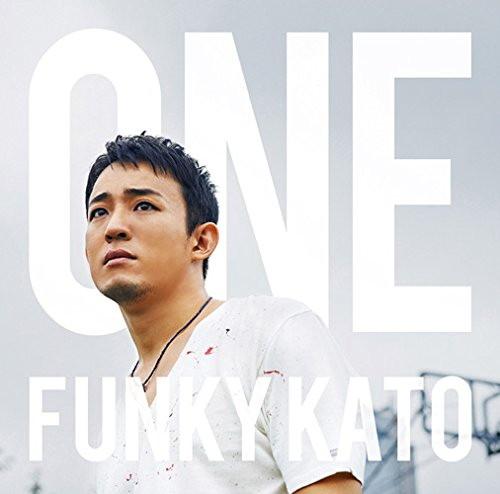ファンキー加藤/ONE(初回生産限定盤B)(DVD付)