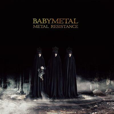 BABYMETAL/METAL RESISTANCE-来日記念限定盤-(紙ジャケット仕様)(DVD付)