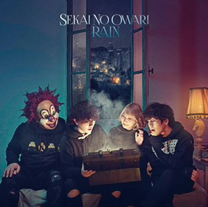 SEKAI NO OWARI/RAIN(初回限定盤B)(DVD付)