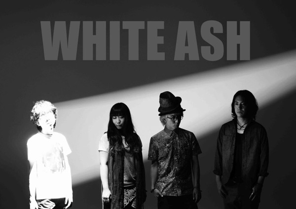 WHITE ASH/Hopes Bright