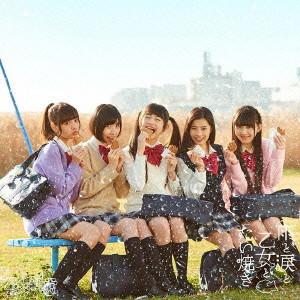 乙女新党/雨と涙と乙女とたい焼き(初回限定盤B)(DVD付)
