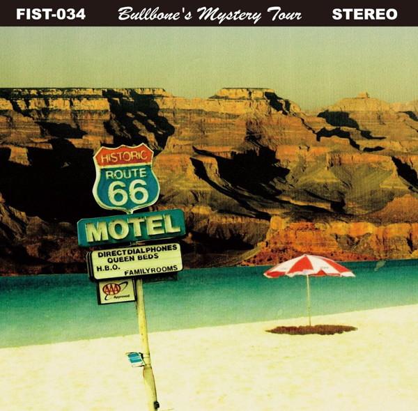 ブルボンズ/Bullbone's Mystery Tour