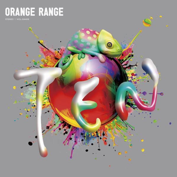 オレンジレンジ/TEN