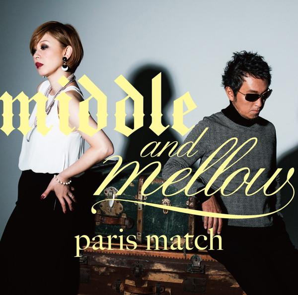 paris match/middle&mellow of paris match