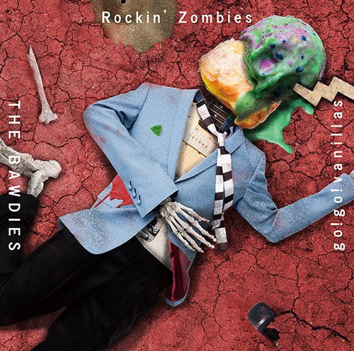 BAWDIESxgo!go!vanillas/Rockin'Zombies(期間限定盤)(DVD付)