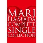 浜田麻里/浜田麻里 30th ANNIVERSARY MARI HAMADA ~ COMPLETE SINGLE COLLECTION ~(初回生産限定盤)(DVD付)