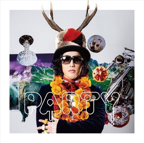 DJやついいちろう/PARTY(初回限定盤)