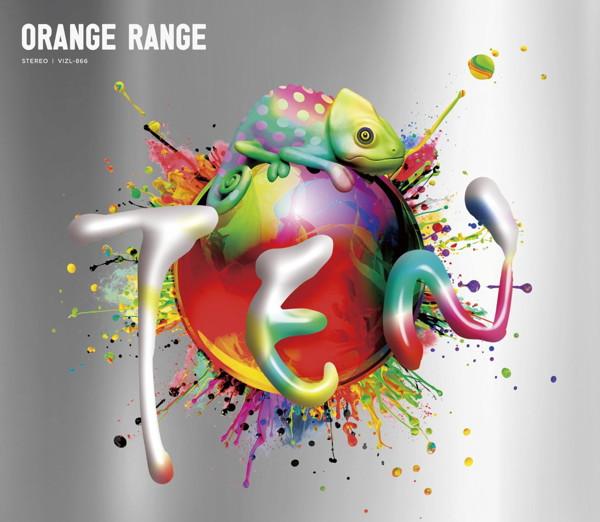 オレンジレンジ/TEN(初回限定盤)(DVD付)