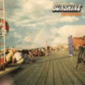BAWDIES/SUNSHINE(初回限定盤)(DVD付)