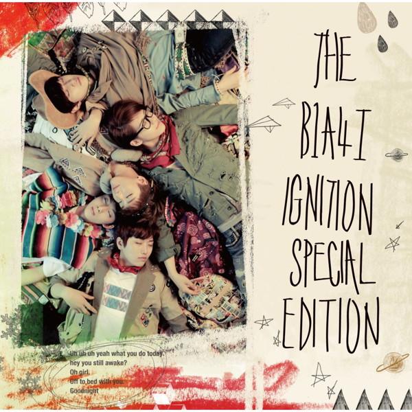 B1A4/THE B1A4 I INGNITION(日本仕様盤)(DVD付)