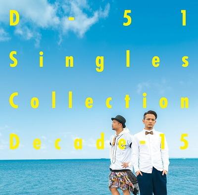 D-51/Singles Collection:Decade-15