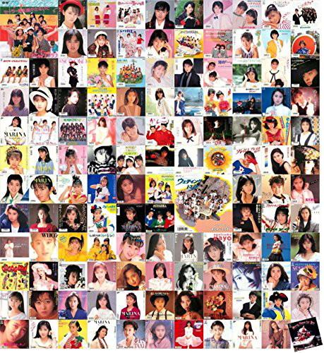 おニャン子クラブ/シングルレコード復刻ニャンニャン(126枚組)
