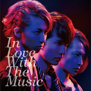 w-inds./In Love With The Music(初回限定盤A)(DVD付)