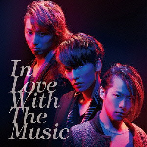 w-inds./In Love With The Music(初回限定盤B)(DVD付)