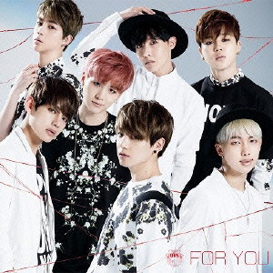 防弾少年団/FOR YOU(初回限定盤A)(DVD付)