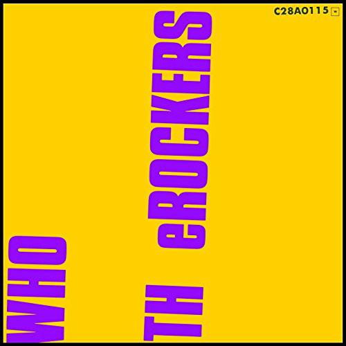 ROCKERS/WHO TH eROCKERS