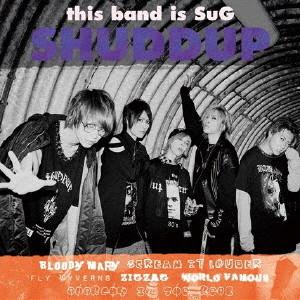 SuG/SHUDDUP(初回限定盤)(DVD付)