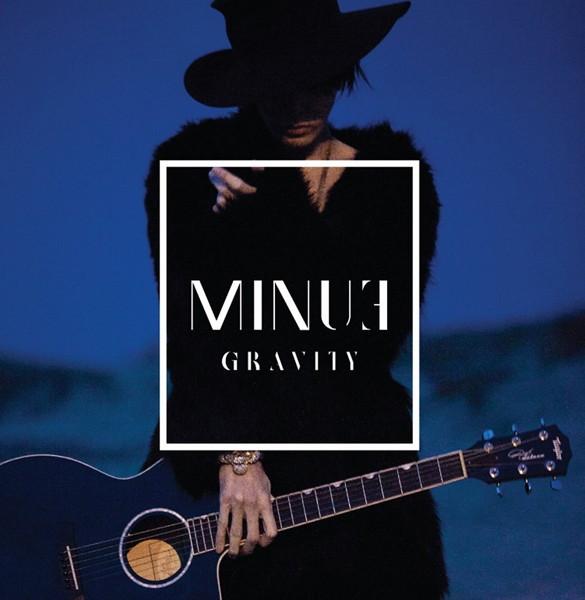 MINUE/GRAVITY(TYPE B)(DVD付)