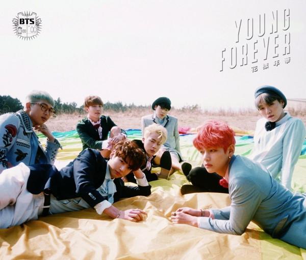 防弾少年団/花様年華 Young Forever(日本仕様盤)(DVD付)