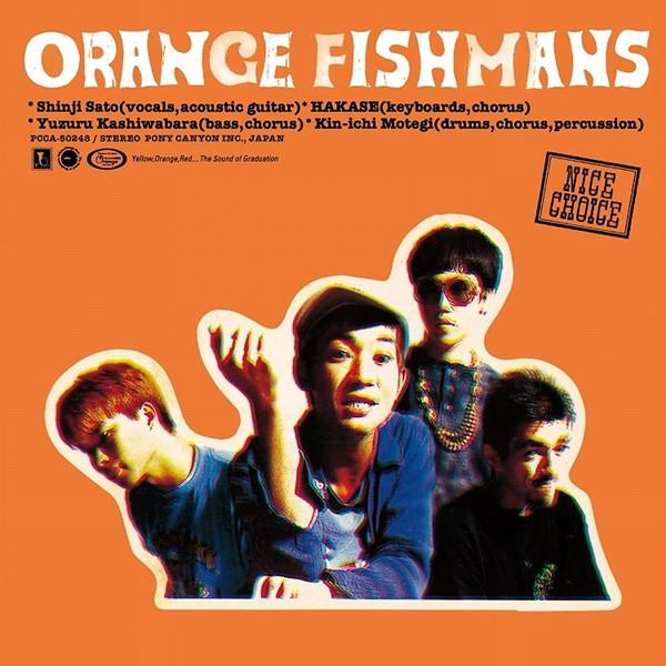 フィッシュマンズ/ORANGE(UHQCD)