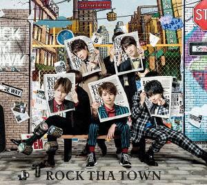 Sexy Zone/ROCK THA TOWN(初回限定盤A)(DVD付)
