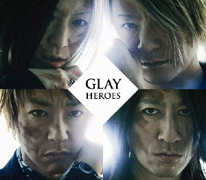 GLAY/HEROES/微熱(A)girlサマー/つづれ織り〜so far and yet so close〜(DVD付)