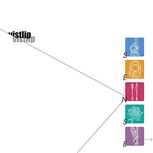 vistlip/SENSE(vister)(DVD付)