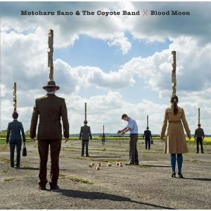 佐野元春&THE COYOTE BAND/BLOOD MOON
