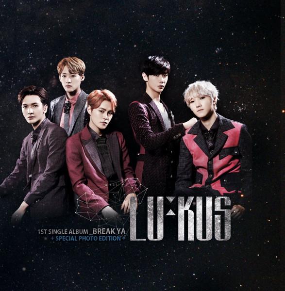 LU:KUS/Break Ya(通常盤)