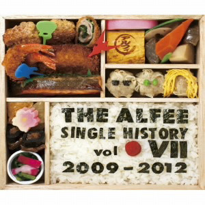 ALFEE/SINGLE HISTORY VOL.VII 2009-2012(通常盤)