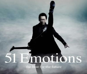 布袋寅泰/51 Emotions-the best for the future- (通常盤)