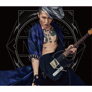 MIYAVI/ALL TIME BEST'DAY 2'(初回限定盤)(DVD付)