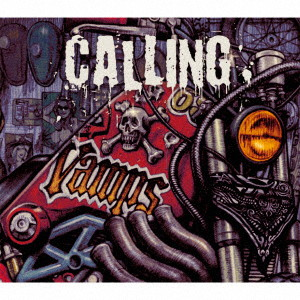 VAMPS/CALLING(通常盤)