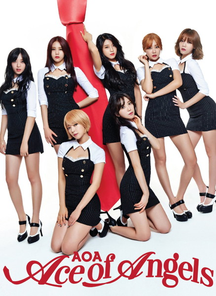 AOA/Ace of Angels(初回限定盤B)(卓上カレンダー付)