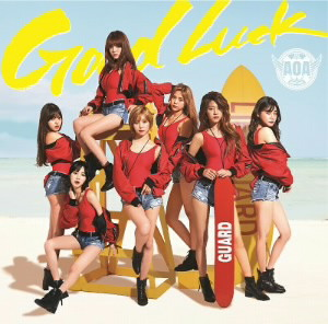 AOA/Good Luck(Type A)(初回限定盤)(DVD付)