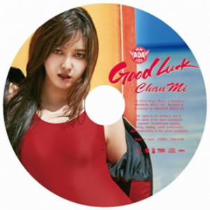 AOA/Good Luck(ピクチャーレーベル/CHANMI)(初回限定盤)