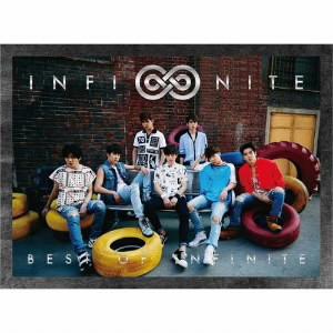 INFINITE/BEST OF INFINITE(初回限定盤A)(Blu-ray Disc付)
