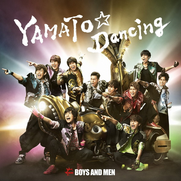 BOYS AND MEN/YAMATO☆Dancing(初回限定盤)(DVD付)