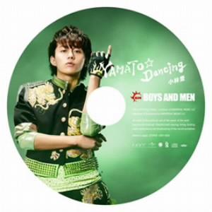 BOYS AND MEN/YAMATO☆Dancing(ピクチャーレーベル盤 小林豊)(初回限定盤)