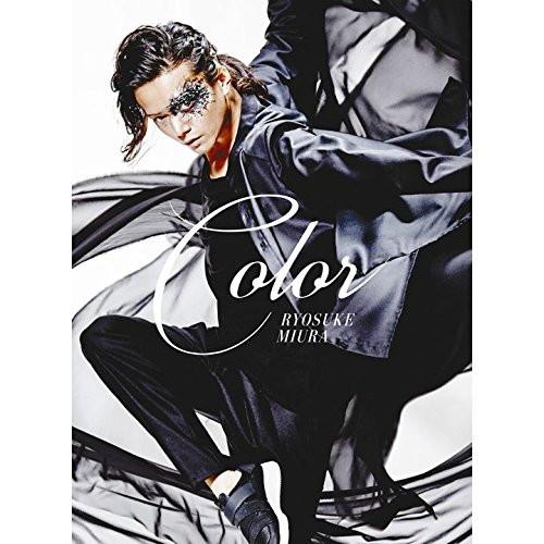 三浦涼介/COLOR(初回限定盤)(DVD付)