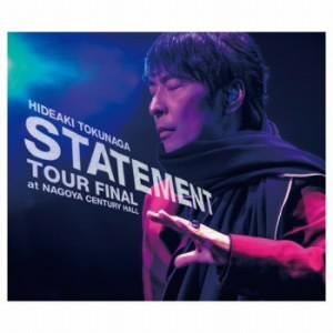 徳永英明/STATEMENT TOUR FINAL at NAGOYA CENTURY HALL(初回限定盤A)(DVD付)