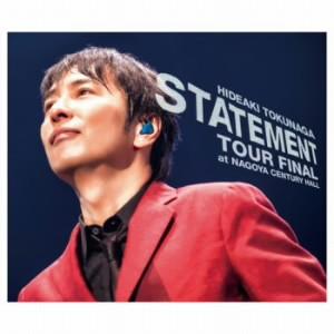 徳永英明/STATEMENT TOUR FINAL at NAGOYA CENTURY HALL(初回限定盤B)(DVD付)